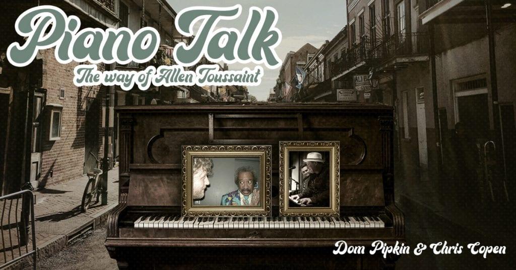 Piano Talk cover