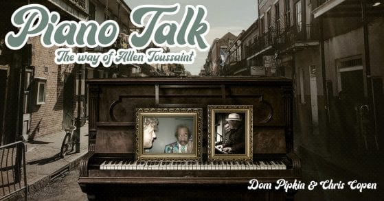 Piano Talk cover